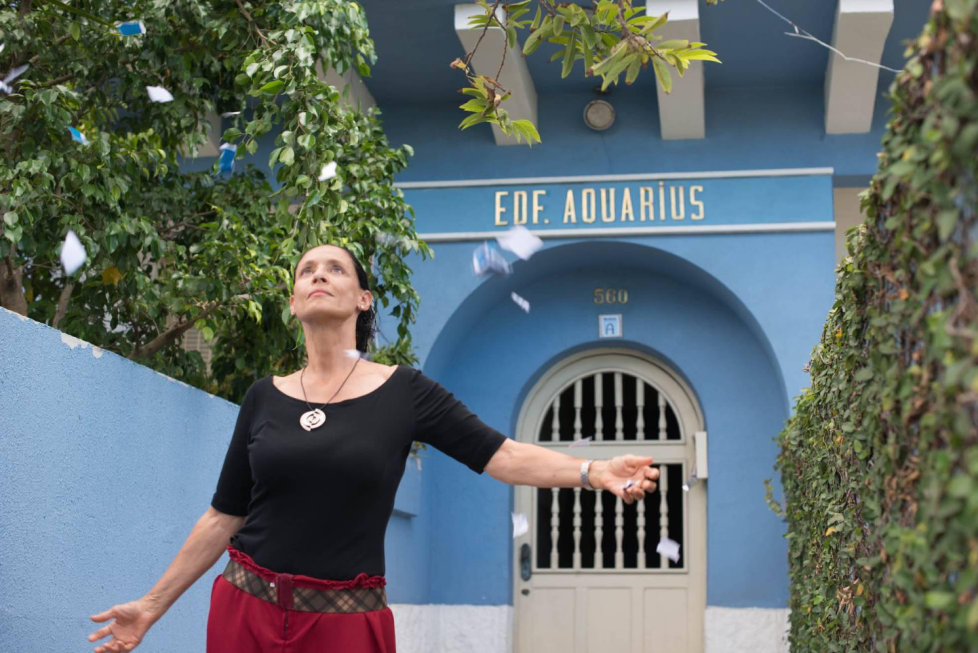 filme Aquarius censura Festival de Gramado