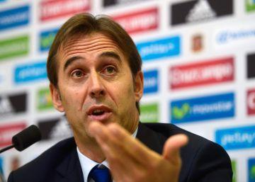 Novo treinador da Espanha faz sua primeira convocação