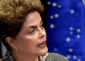 Dilma se defendeu na manhã desta segunda-feira.