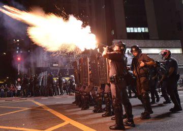 O dia histórico em que nada acontecia nas ruas (até as bombas de gás na Paulista)