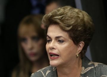 Leia a íntegra do discurso de Dilma no Senado