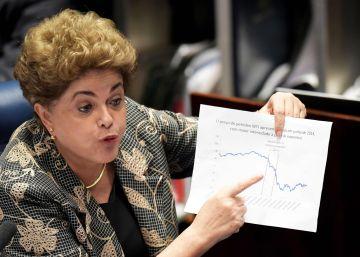 Dilma Rousseff: 'Não luto pelo meu mandato; luto pela democracia'