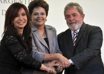 Em carta a Kirchner, Lula denuncia conspiração contra ele e Dilma