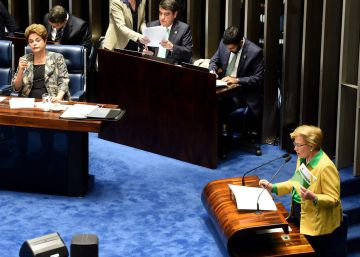 As frases dos senadores a Dilma Rousseff