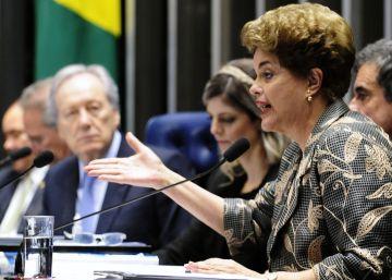 As frases cruciais de Dilma Rousseff no Senado