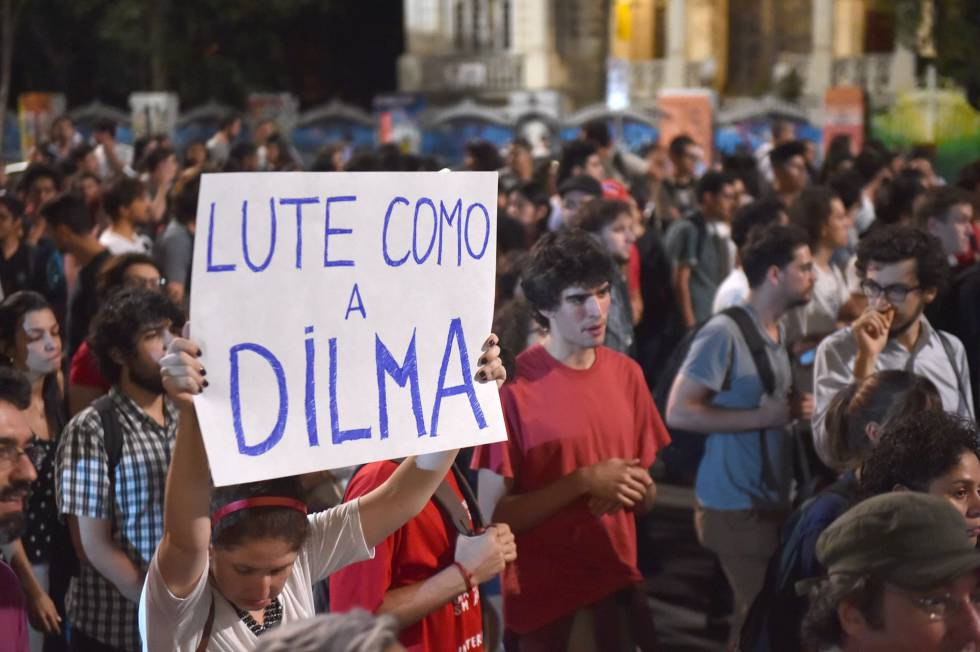 Golpe contra Dilma Rousseff