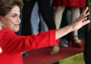 """Dilma: """"A história será implacável com os que hoje se julgam vencedores"""""""