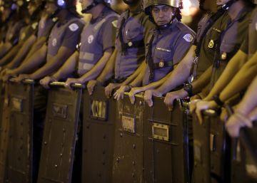 Protestos contra Temer reacendem debate sobre limites de ação da polícia
