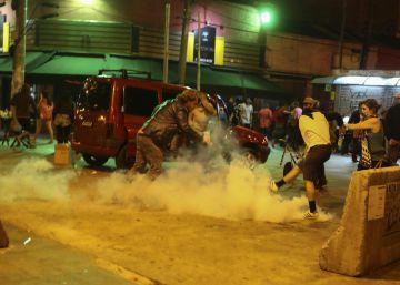 Cinco vídeos que contestam a versão da PM sobre a manifestação em São Paulo