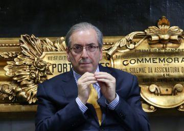 Isolado, Eduardo Cunha cai e vira homem-bomba
