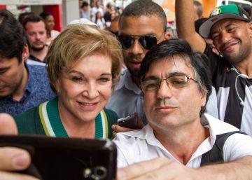 A guinada autopenitente de Marta Suplicy para aplacar a rejeição à sua candidatura