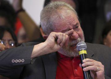 """Lula: """"Provem uma corrupção minha que irei a pé ser preso"""""""
