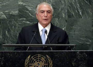 Em estreia na ONU, Temer diz que Brasil analisa nova lei para facilitar imigração