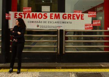 Greve dos bancários, a queda de braço para arrancar um reajuste na crise