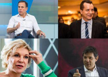 Ibope: Doria lidera, Marta e Russomanno caem em São Paulo