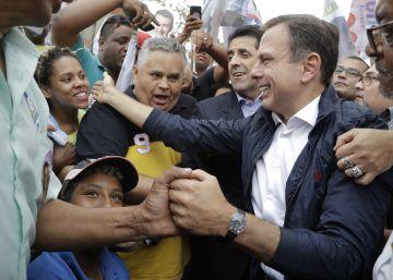 Datafolha aponta salto de Doria e disputa embolada por segundo lugar em São Paulo