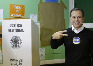 Eleito em São Paulo teve menos votos que a soma de brancos, nulos e ausentes