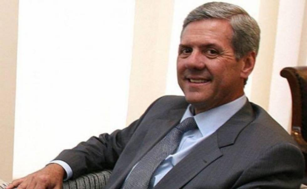 O desembargador Evandro Stábile, preso por decisão do STJ