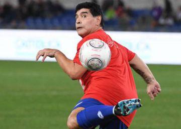 Maradona é Maradona