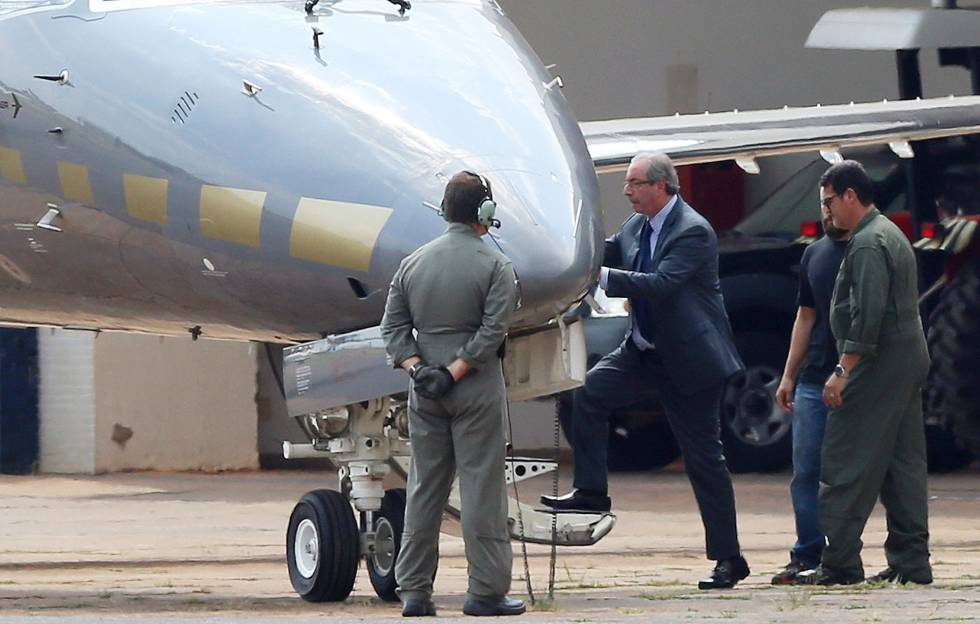Eduardo Cunha preso