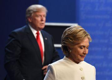 """Que mulher asquerosa"" e outras frases do último debate presidencial dos EUA"