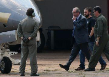 A prisão de Eduardo Cunha mergulha Brasília, de novo, em onda de ansiedade