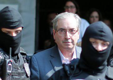 O silêncio no exclusivo condomínio de Cunha no dia de sua prisão