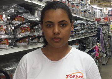 """""""Nenhum candidato fala o que quero ouvir"""", diz eleitora carioca"""