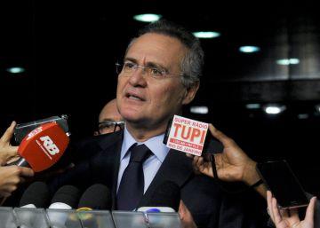 Renan critica juiz que autorizou ação no Senado e agrava crise com Judiciário