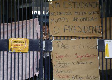 Após morte em escola ocupada do Paraná, governador cobra fim do movimento