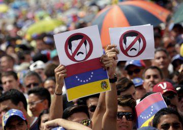 Protesto contra Governo da Venezuela termina com mais de 120 feridos