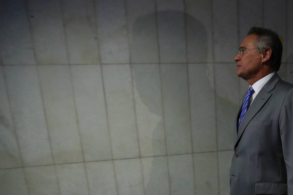 Renan reage à Justiça e lança mais gasolina na fogueira da crise política