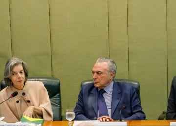 No 'morde-assopra' de Renan, um dia de elogios à presidenta do Supremo