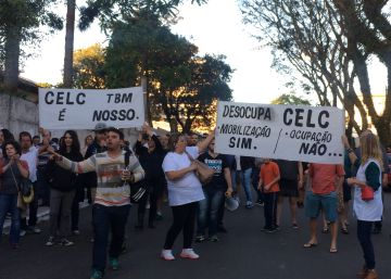 MBL monta contraofensiva para desocupar escolas no Paraná
