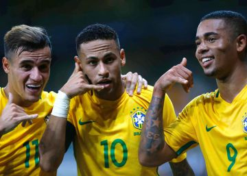 Brasil vence a Argentina por 3 a 0 pelas eliminatórias