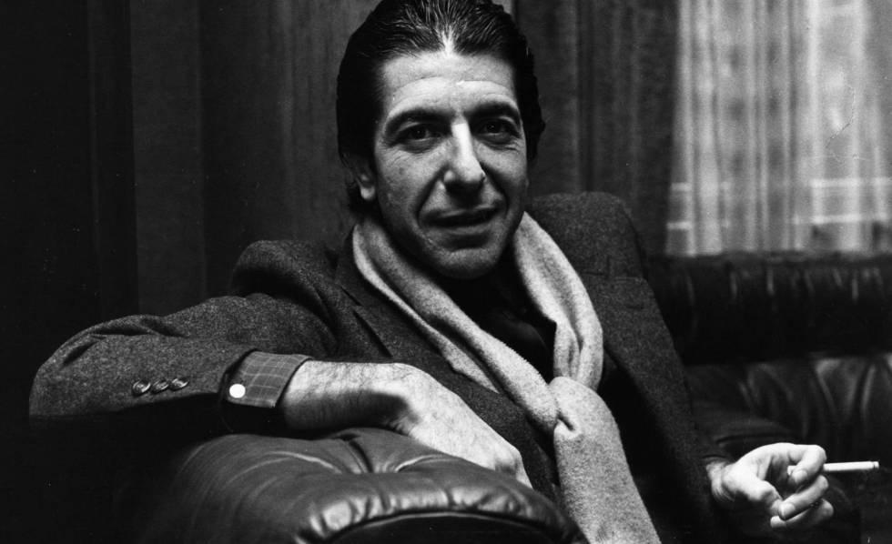 Leonard Cohen morreu