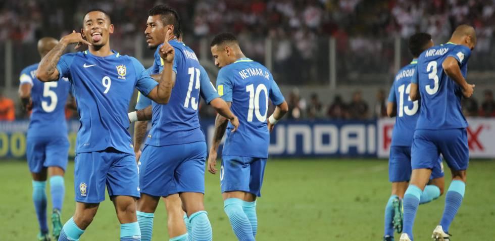 Resultado Peru x Brasil gols pelas eliminatórias da Copa