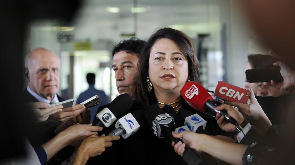 Katia Abreu, relatora da Comissão dos Supersalários.