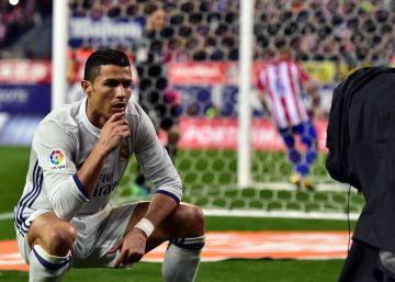 Real Madrid despacha o Atlético e Cristiano Ronaldo faz história no Calderón