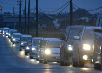 Japão desativa alerta de tsunami depois de terremoto em Fukushima