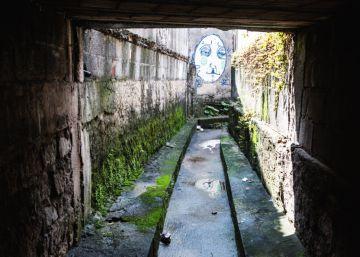 O caminho do Água Preta pelas ruas da Pompeia