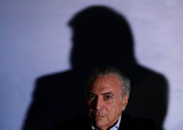 """Michel Temer: """"Um ministro gravar um presidente da República é gravíssimo"""""""