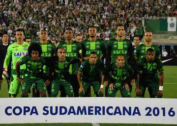 Chapecoense já tinha conquistado o Brasil antes desta terça
