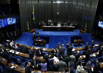 Sergio Moro e Gilmar Mendes debatem abuso de autoridade no Senado