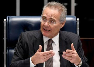 Presidente do Congresso Renan Calheiros se sentará no banco dos réus