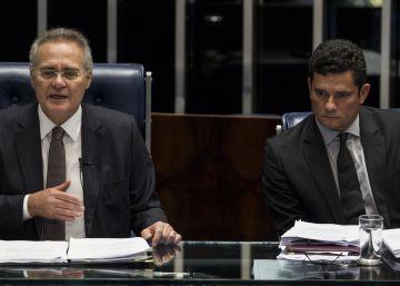 """Sérgio Moro: """"Senado pode passar mensagem errada se aprovar nova lei"""""""