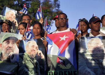 Cuba perpetua o mito de Fidel Castro