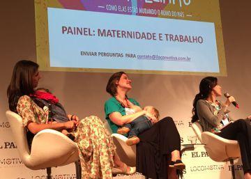 No trabalho, o lado B da maternidade no Brasil