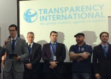 Força-tarefa da Lava Jato ganha prêmio da Transparência Internacional