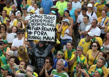 Manifestação 04/12 contra a corrupção e a favor da Lava Jato
